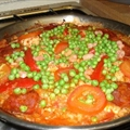 Imis Portuguese Paella