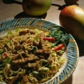 Indonesian Pork Noodle Bowl