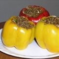 Iranian Stuffed Peppers