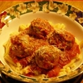 Italian Meatballs (a 