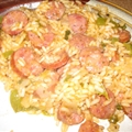 Italian Sausage and Rice Casserole
