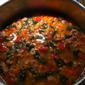 Italian Sausage Bean Soup