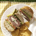Jalapeno Popper Burgers  