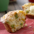 Jalapeo Cheddar Muffins