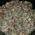 Jambalaya - Chicken Sausage Shrimp