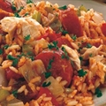 JAMBALAYA (CHICKEN & SHRIMP)