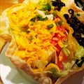 Jen's Taco Salad Supreme