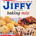 Jiffy Chocolate Chip Cookies