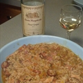 JJ's favorite Jambalaya