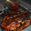 Karen's BBQ Pork Baby Back Ribs with Spice Rub