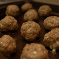 Kari's Meatballs