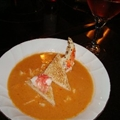 kevin's Shrimp and Crab Bisque
