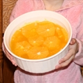 Kid's Easy Sunshine Gelatin