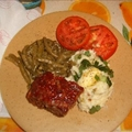 Kimmies Meatloaf