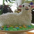 Lamb Cake