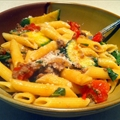 Lamb with Penne