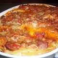 Lasagna, an old Sicilian recipe