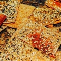 Lavash (Crispy Flat Bread)