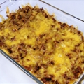 Layered Tamale Casserole
