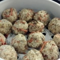 Leftover Meatloaf Balls