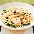 Lemon Basil Shrimp and Pasta