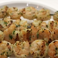 Lemon-garlic Shrimp Skewers