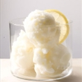 Lemon Ginger Frozen Yogurt