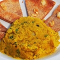 Lentil and Split Pea Dip