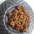 Lentils and Brown Rice