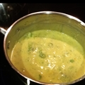 Leslie's Easy Broccoli Cheese Soup