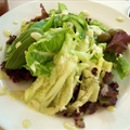 Lettuce Salad with Avocado