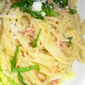 Light Spaghetti Carbonara
