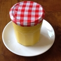 Lime curd in the microwave 