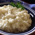 Liz's Cauliflower Mash Potatos
