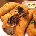 Louisiana Fried Meat Pies with Cajun Tartar Sauce (Natchitoches Pies)