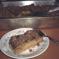 Low-Carb Cinnamon Crumb Coffee Cake