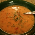Low Fat Creamy Tomato Soup