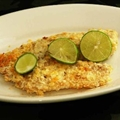Low-fat Potato Crusted Fish