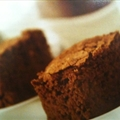 Low-fat Prunes Brownies