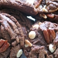 LuCyndas GooeyGoolicious Double Double Chocolate Chip Cookies