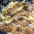 Mac and Texas Cheeses with Roasted Chiles converted to GF