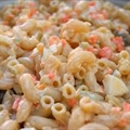 Macaroni Salad with a Horseradish kick