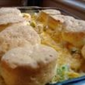 Main - Chicken and Biscuits
