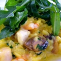 Main Course Seafood Risotto (Mf)