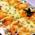 Main - Seafood Crepes