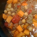 Make Ahead Vegetarian Moroccan Stew