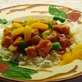 Mandarin Chicken - Slow Cook