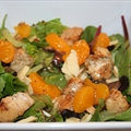Mandarin Orange and Cashew Chicken