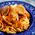 Marco Brazzi's Quick Red Clam Sauce 