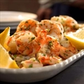 Marinated Lemon Shrimp